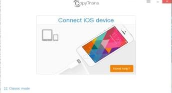 Phần mềm copy nhạc cho iPhone/iPad/iPod không cần iTunes