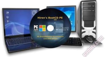Hiren's BootCD PE x64 2021 v1.0.2 (Win10PE) Cứu hộ máy tính