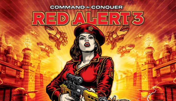 Command and Conquer Red Alert 3 Game chiến tranh thế giới