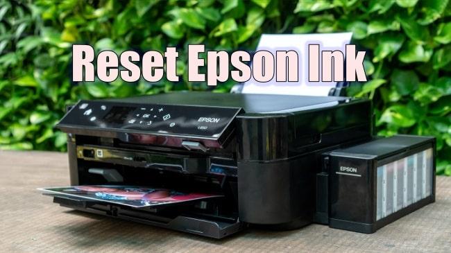 Phần mềm Reset máy in EPSON-Tổng hợp các dòng