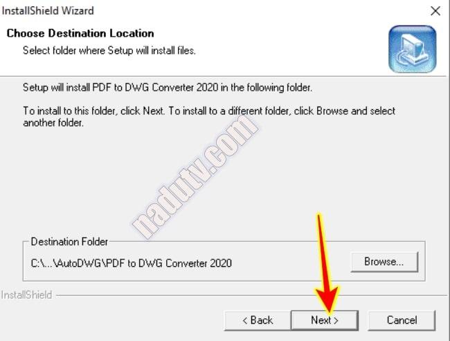 Chuyển đổi PDF sang DWG