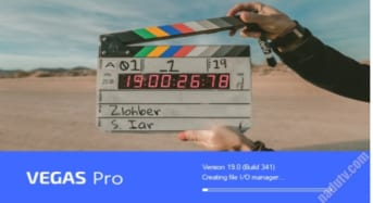 Chỉnh sửa video MAGIX VEGAS Pro 19.0.0.341 (x64) full