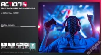 Trình ghi màn hình Mirillis Action! 4.21.0 Full Activate