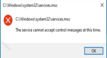 Services.msc không mở được trên Windows 10-Cách khắc phục
