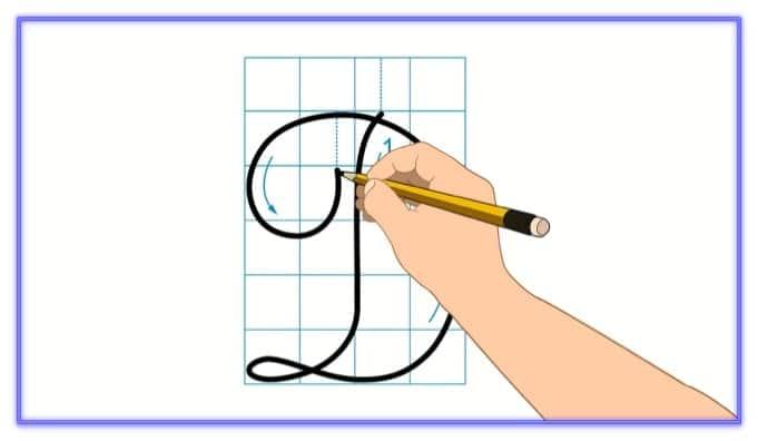 Video dạy viết chữ và số trong giáo dục tiểu học