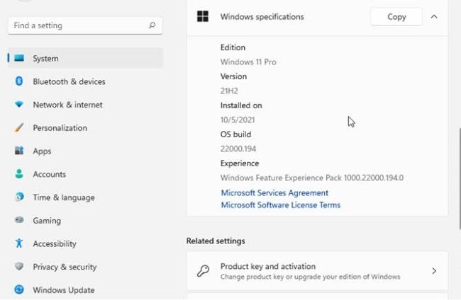 Windows 11 RTM Final 21H2